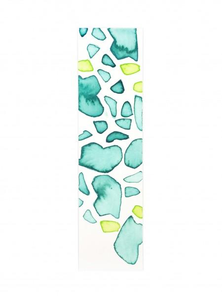 Paper Bookmark Coccoloba