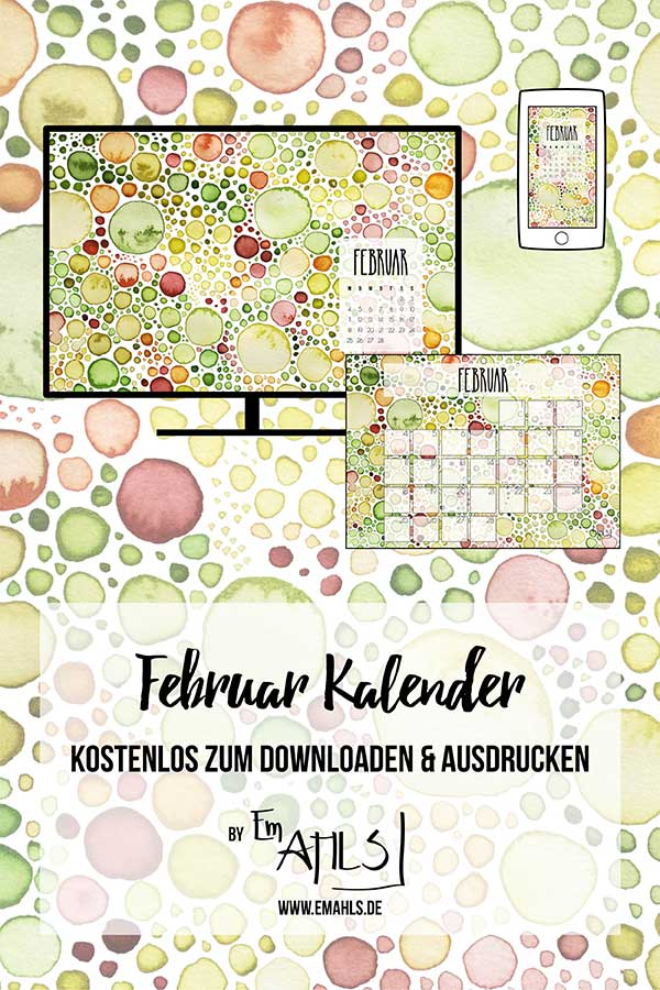kostenloser kalender zum ausdrucken f r februar 2019 emahls. Black Bedroom Furniture Sets. Home Design Ideas
