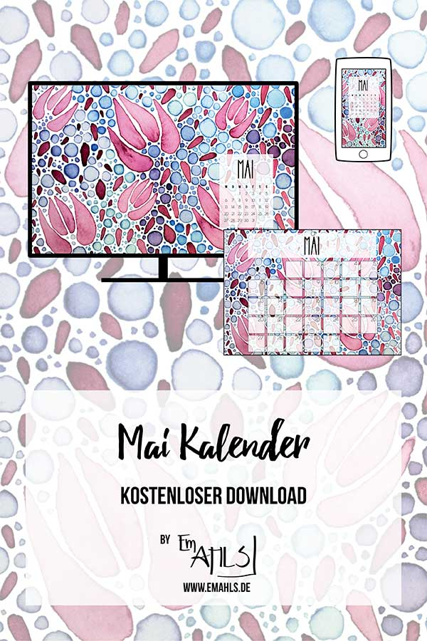 Kalender Mai 2019 Kostenloser Download Blog