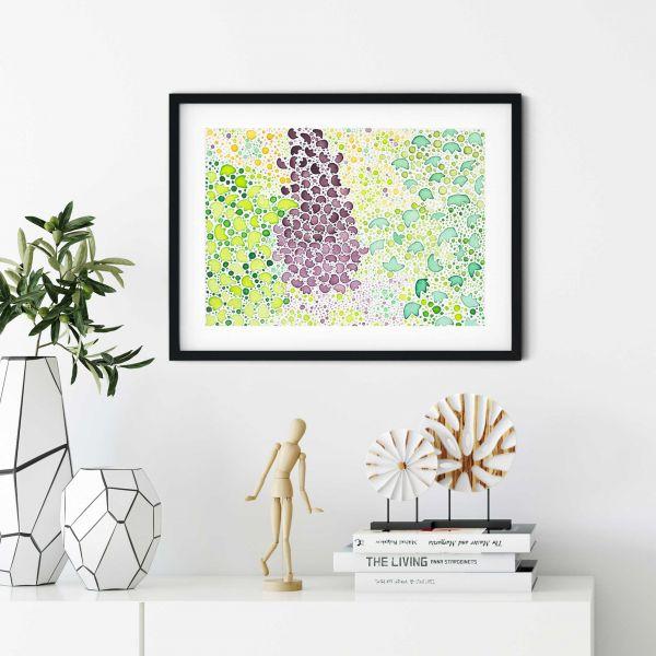 Boribus Botanical Art Print