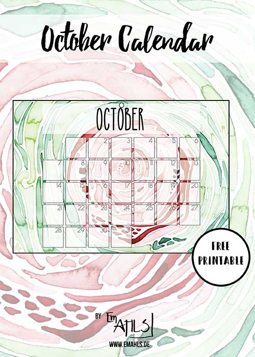 october-calendar-free-printable-2019