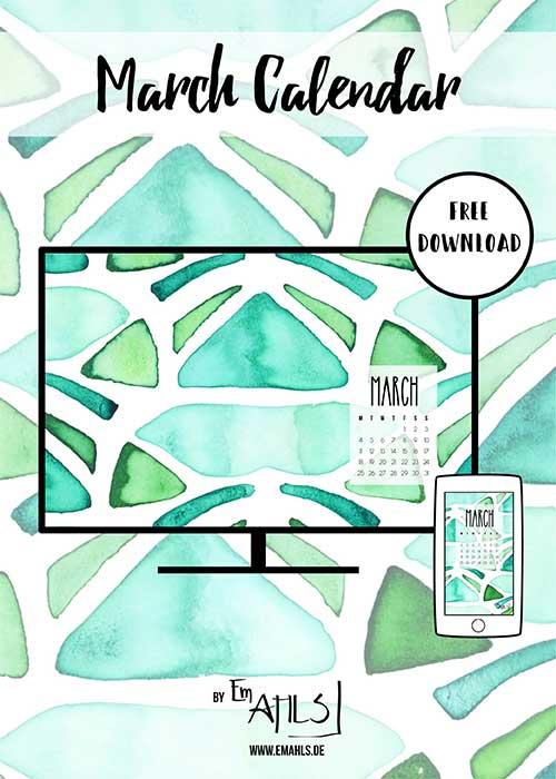 march-calendar-free-wallpaper-2019
